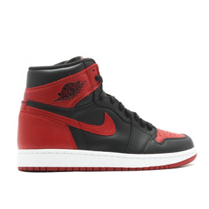Nike Air Jordan 1 Retro High OG 'Banned Bred 2016'