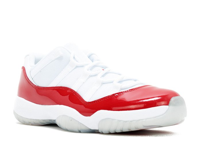 Nike Air Jordan 11 Retro Low 'Varsity Red'