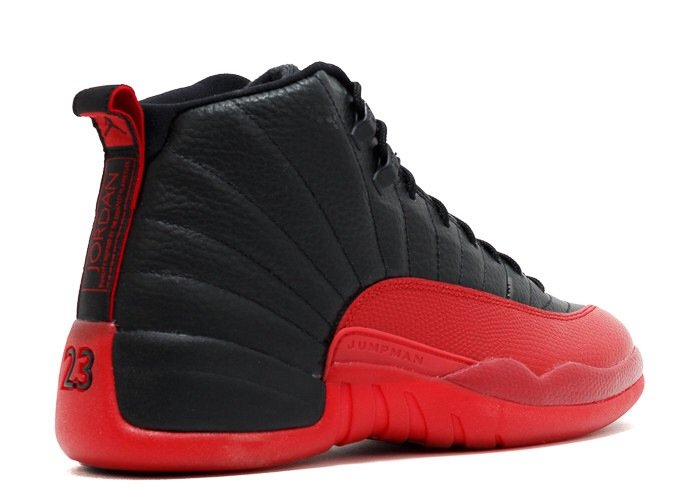 Nike Air Jordan 12 Retro 'Flu Game'