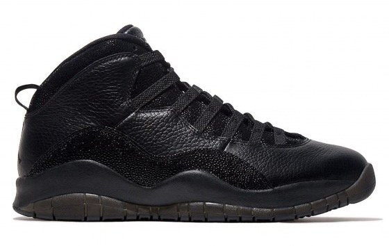 Nike Air Jordan 10 Retro OVO 'Black'