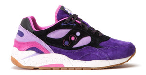 Feature Las Vegas x Saucony G9 Shadow 6 'Barney'