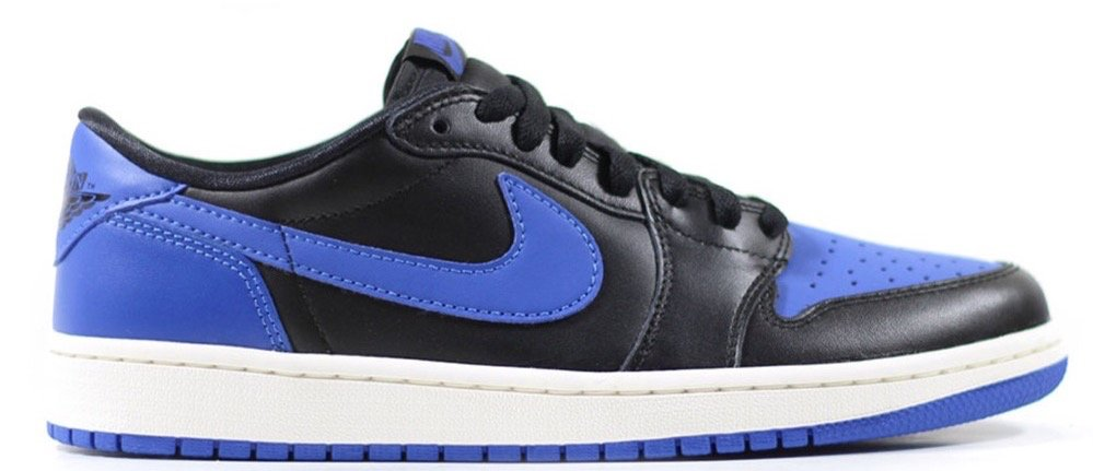 Nike Air Jordan 1 Retro Low OG 'Royal Blue'