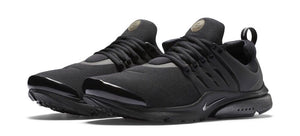 Nike Air Presto TP QS Fleece Pack 'Black'