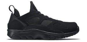 Nike Air Trainer Huarache Low 'Triple Black'
