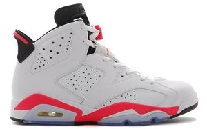 Nike Air Jordan 6 Retro 'White Infrared'
