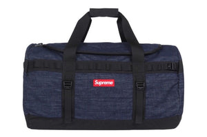 Supreme X The North Face Denim Base Camp Duffel