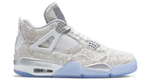Nike Air Jordan 4 Retro BG (Junior) 'Laser'