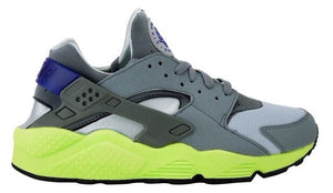 Nike Air Huarache Wolf Grey / Volt