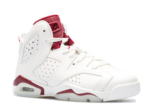 Nike Air Jordan 6 Retro GS 'Maroon'