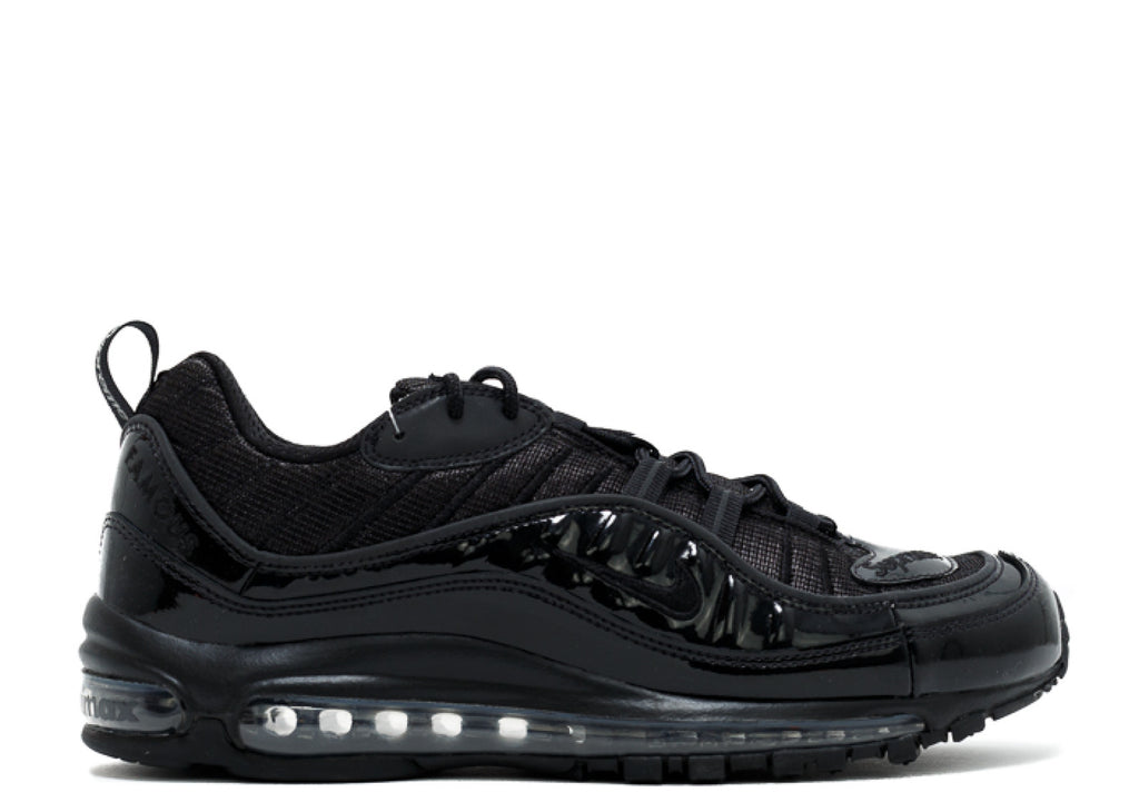 Supreme X Nike Air Max 98 'Black'