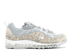 best authentic 8ee1e 950b6 Supreme X Nike Air Max 98 'Snakeskin'