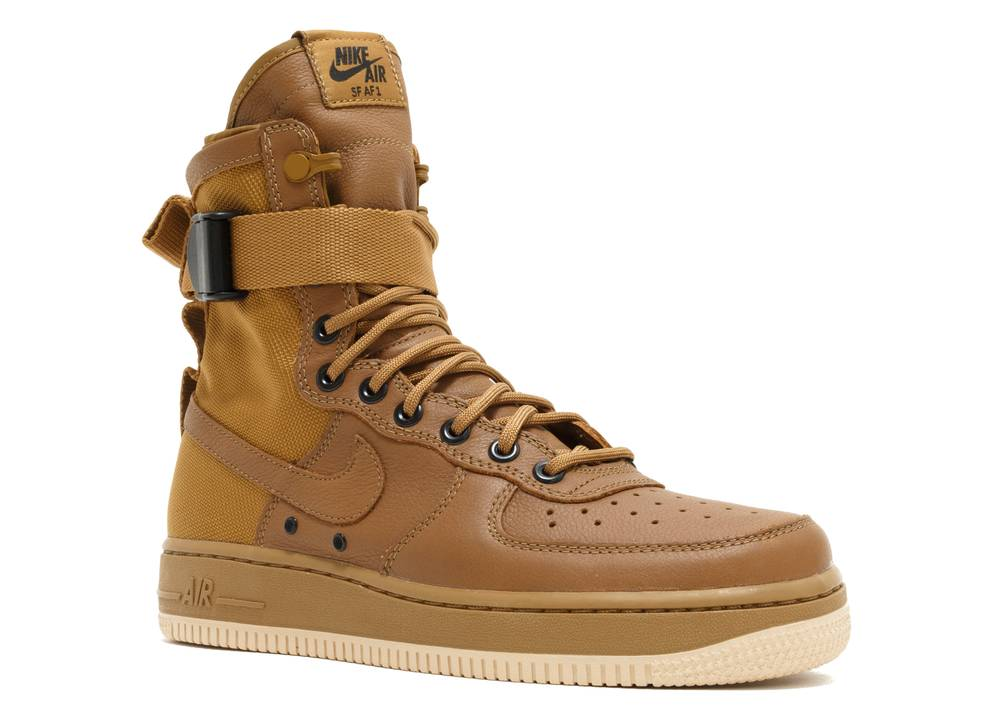 Nike SF Air Force 1 Golden Beige (W)