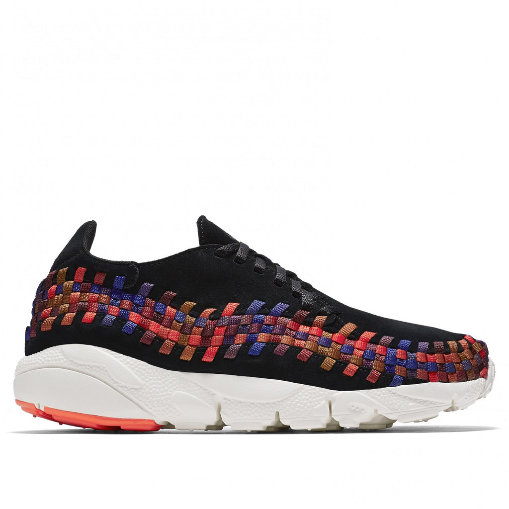NikeLab Air Footscape Woven NM 'Black Rainbow'