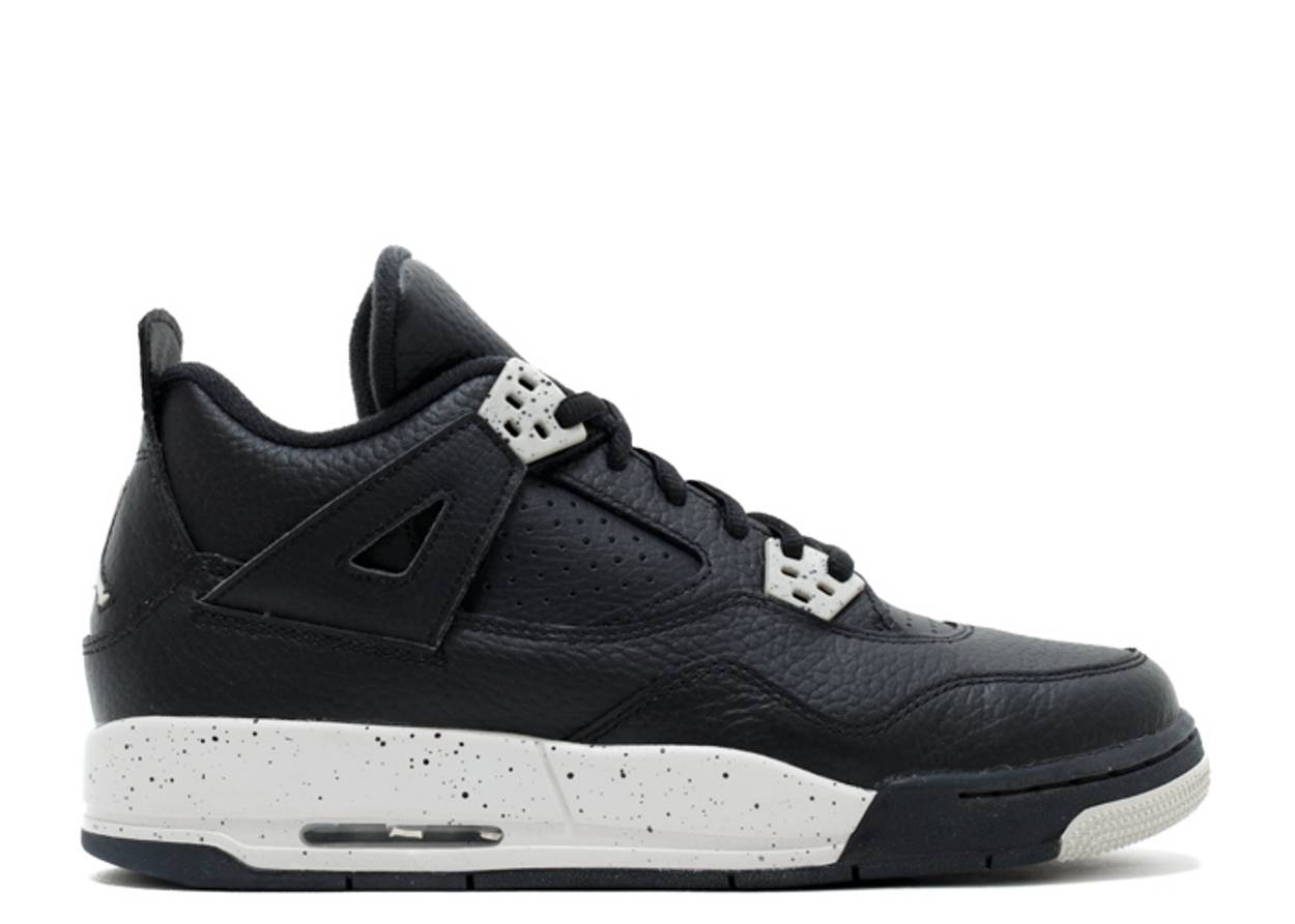 Nike Air Jordan 4 Retro GS 'Oreo 2015'