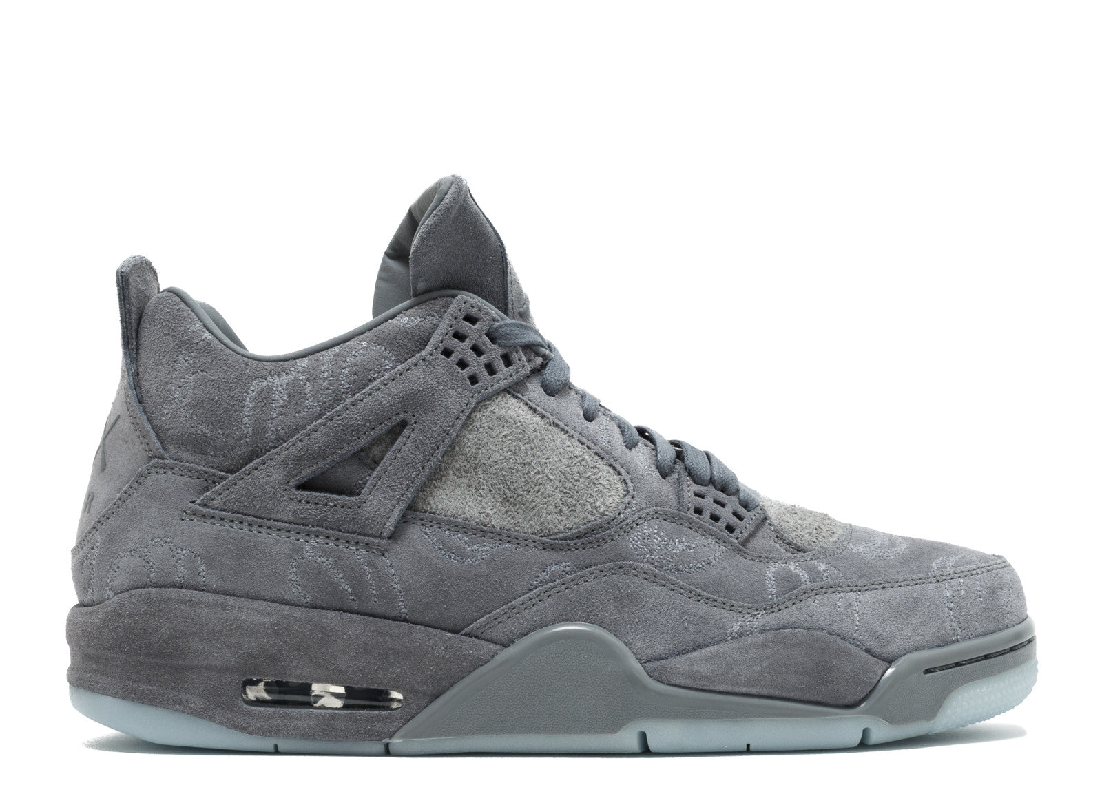 KAWS X Nike Air Jordan 4 Retro 'Cool Grey'