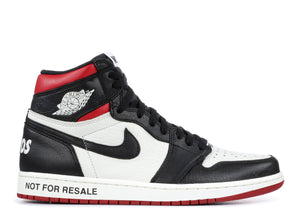 Nike Air Jordan 1 Retro High OG NRG Black/Varsity Red 'Not For Resale'