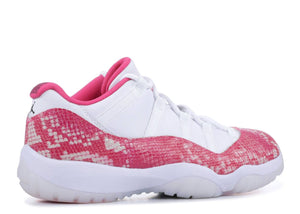 Nike Air Jordan 11 Retro Low Pink Snakeskin (W) (2019)