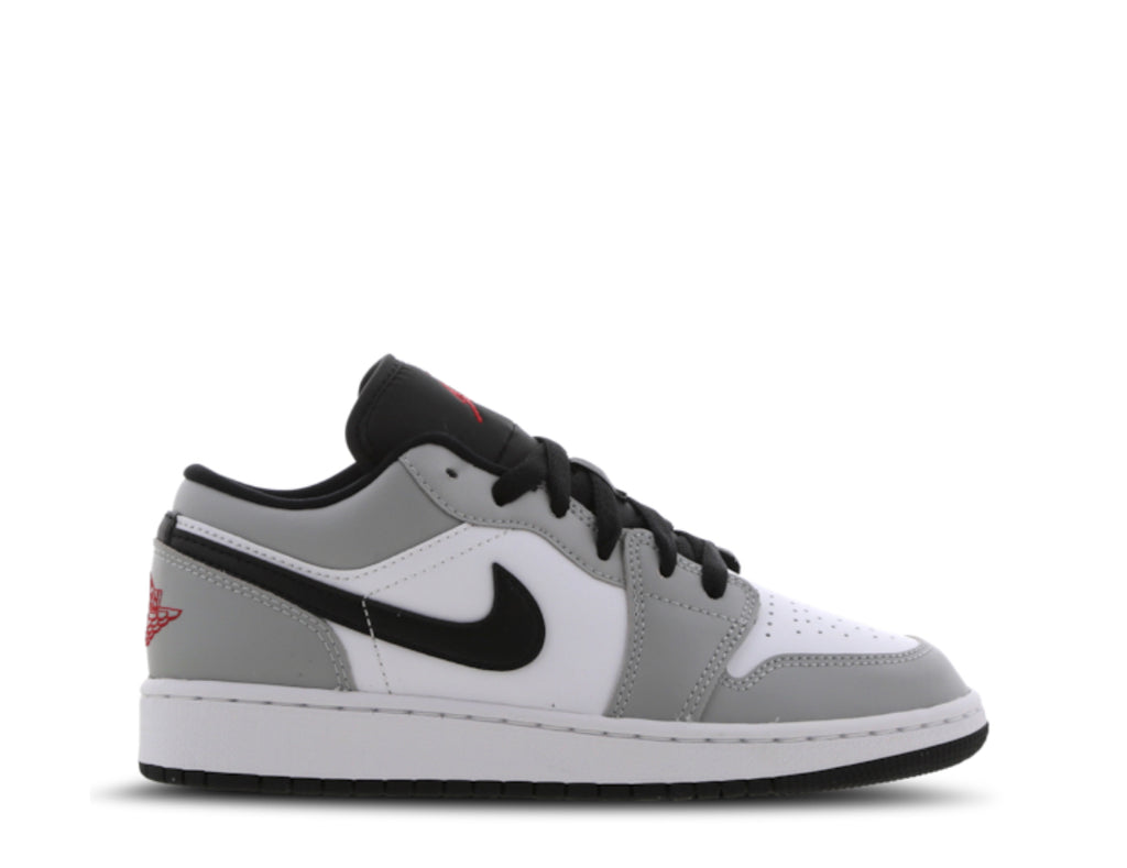 Nike Air Jordan 1 Low GS 'Light Smoke Grey'