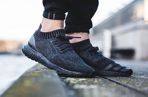 Adidas Ultra Boost Uncaged 'Triple Black'