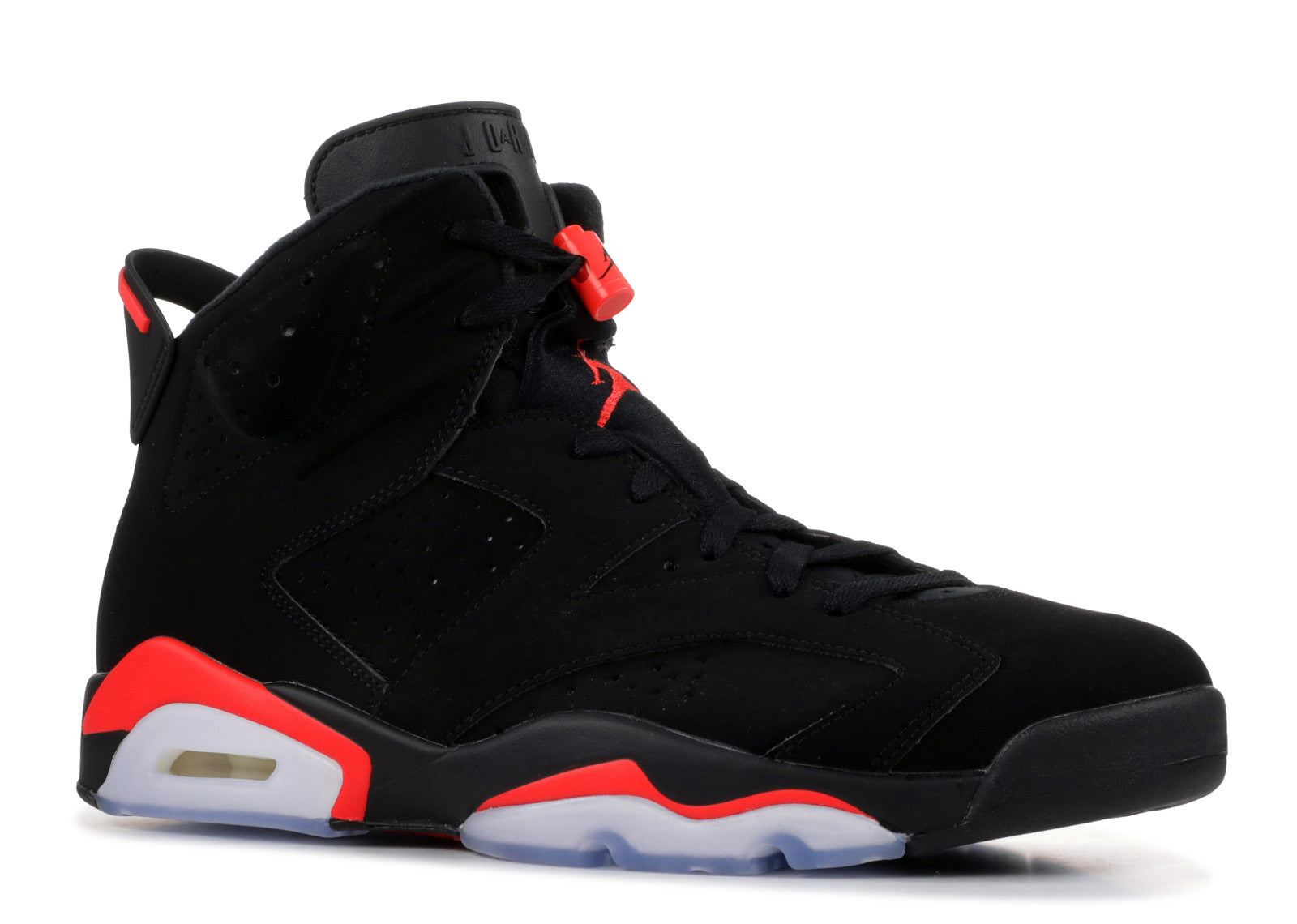 Nike Air Jordan 6 Retro 'Black Infrared' 2019