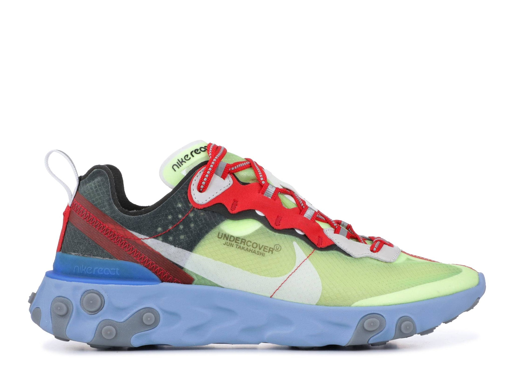 Nike React Element 87 Undercover Volt