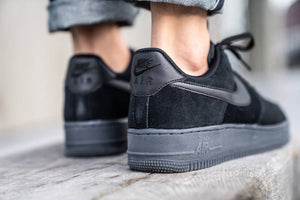 Nike Air Force 1 Low '07 LV8 'Suede Black'