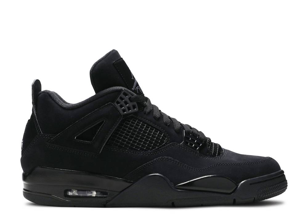 Nike Air Jordan 4 Retro 'Black Cat 2020'
