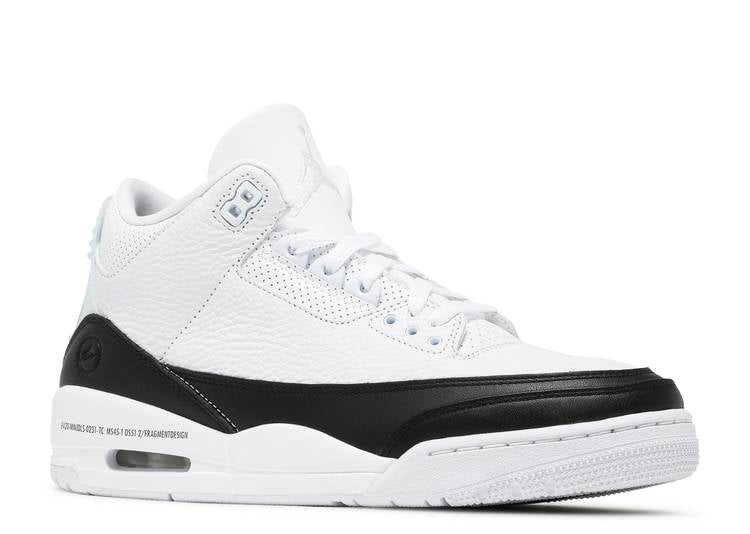 Nike Air Jordan 3 Retro Fragment