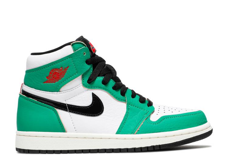 Nike Air Jordan 1 Retro High OG 'Lucky Green' (W)