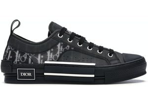 "Dior ""B23"" Low-Top Dior Oblique Sneaker"