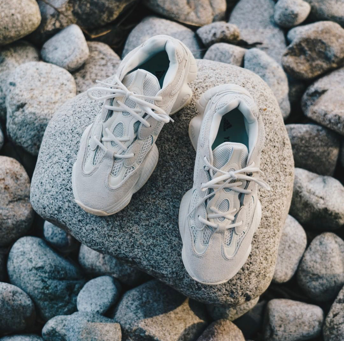Adidas Yeezy Boost 500 'Bone White'