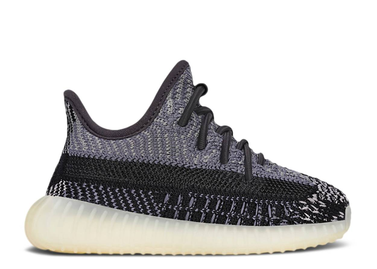 Adidas Yeezy Boost 350 V2 Infants 'Carbon'