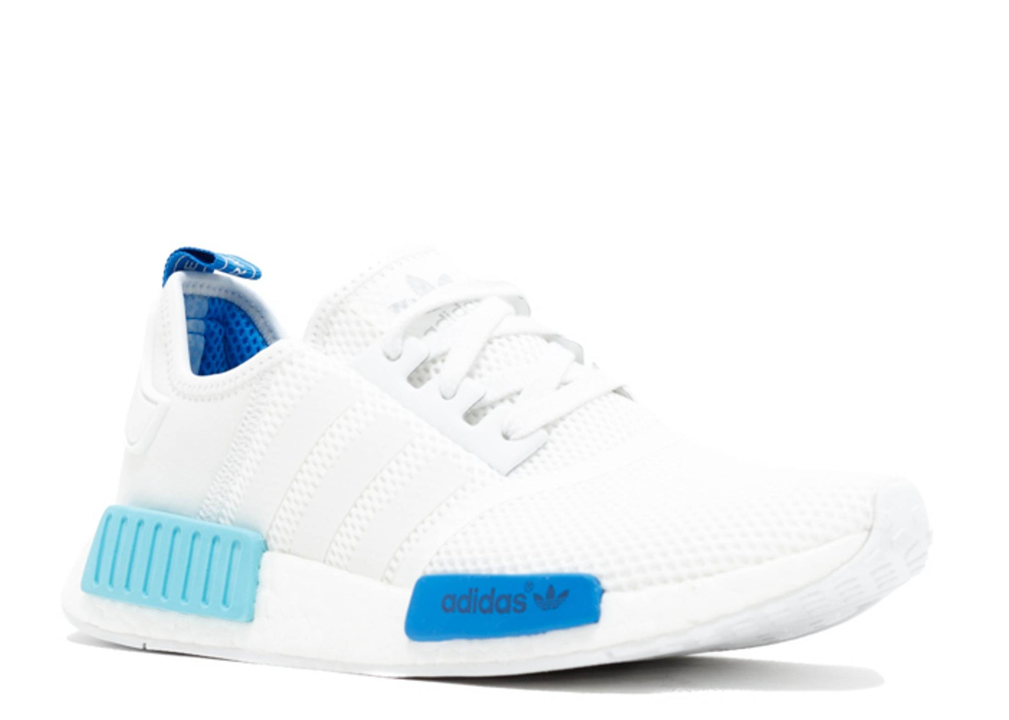 Adidas NMD R1 Runner W 'White/Blue'