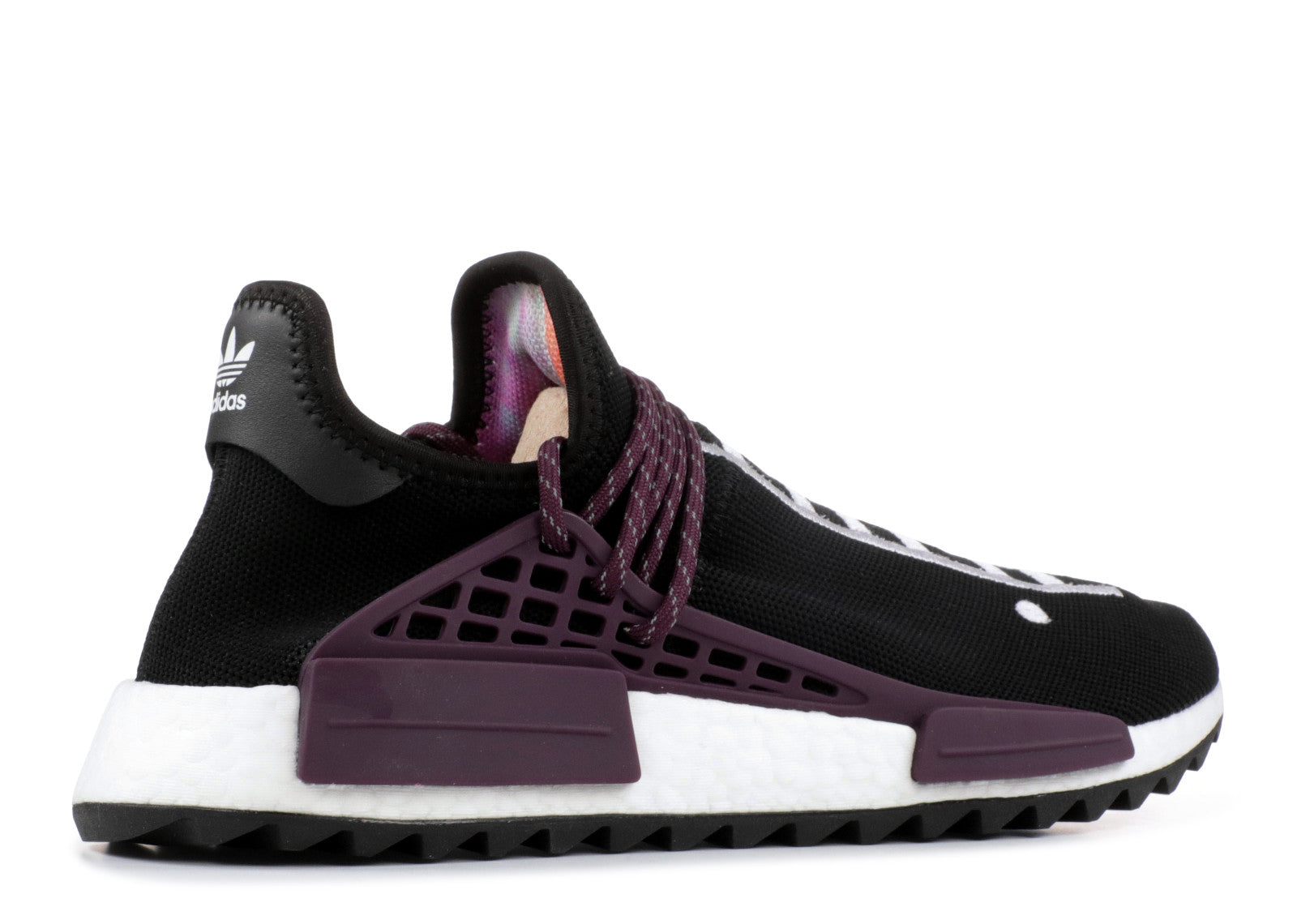 Pharrell Williams X Adidas Human Race NMD 'Black/Purple'