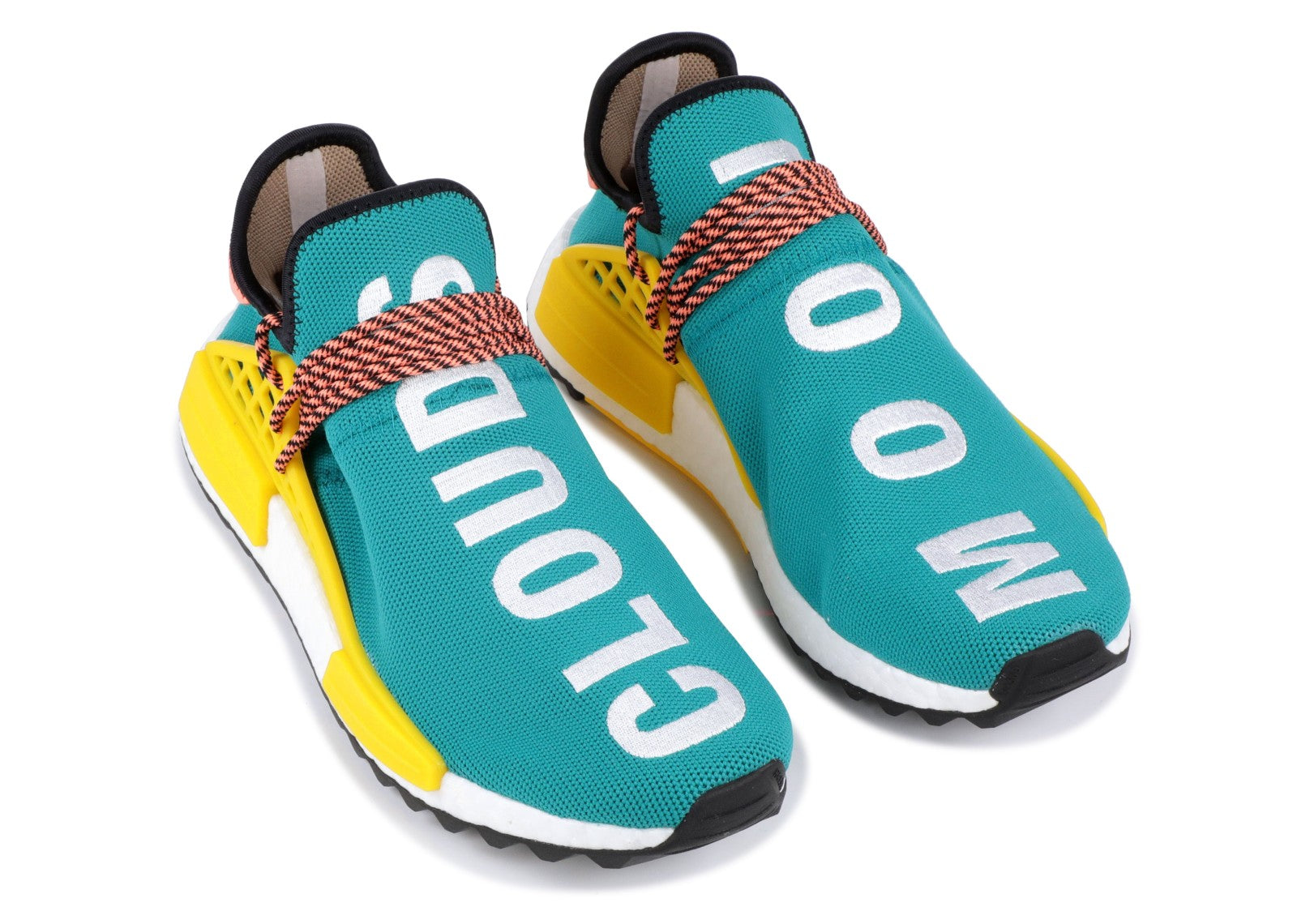 Pharrell Williams X Adidas Human Race NMD TR 'Sun Glow'