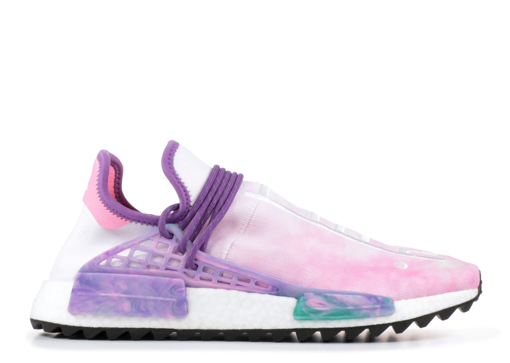 Pharrell Williams X Adidas Human Race NMD 'Pink Glow'