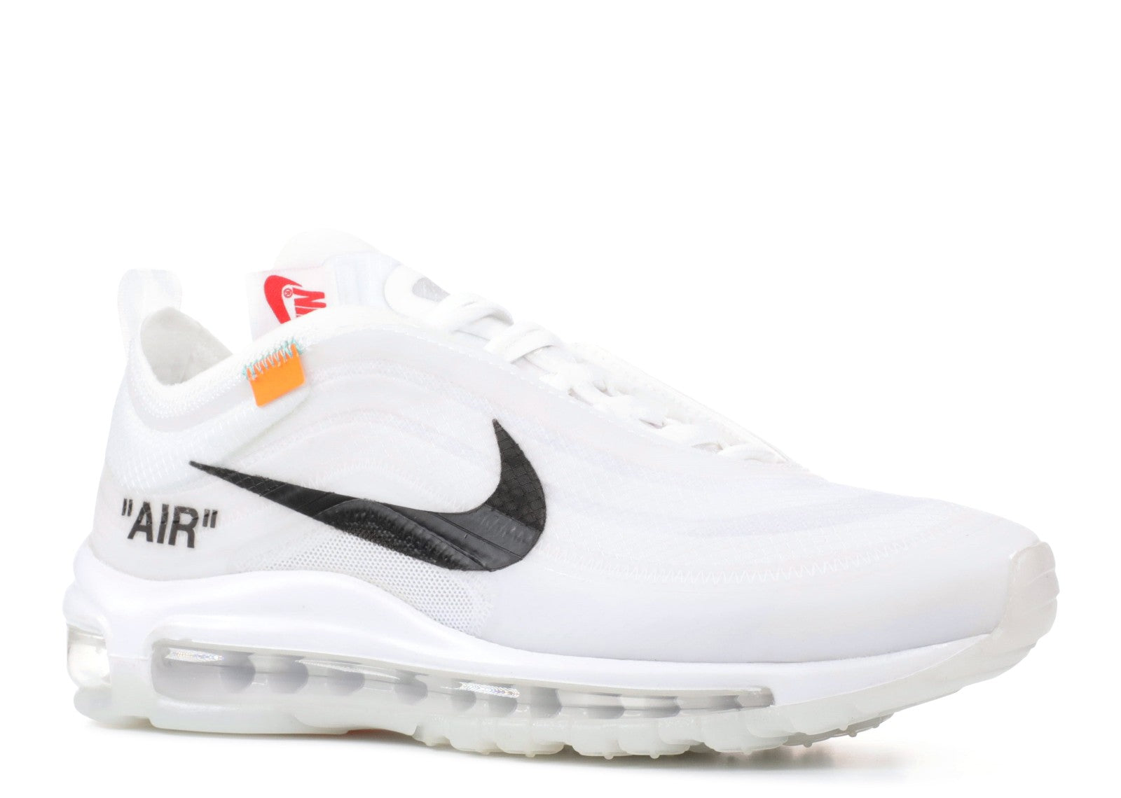 Off-White X Nike Air Max 97 OG 'The Ten'