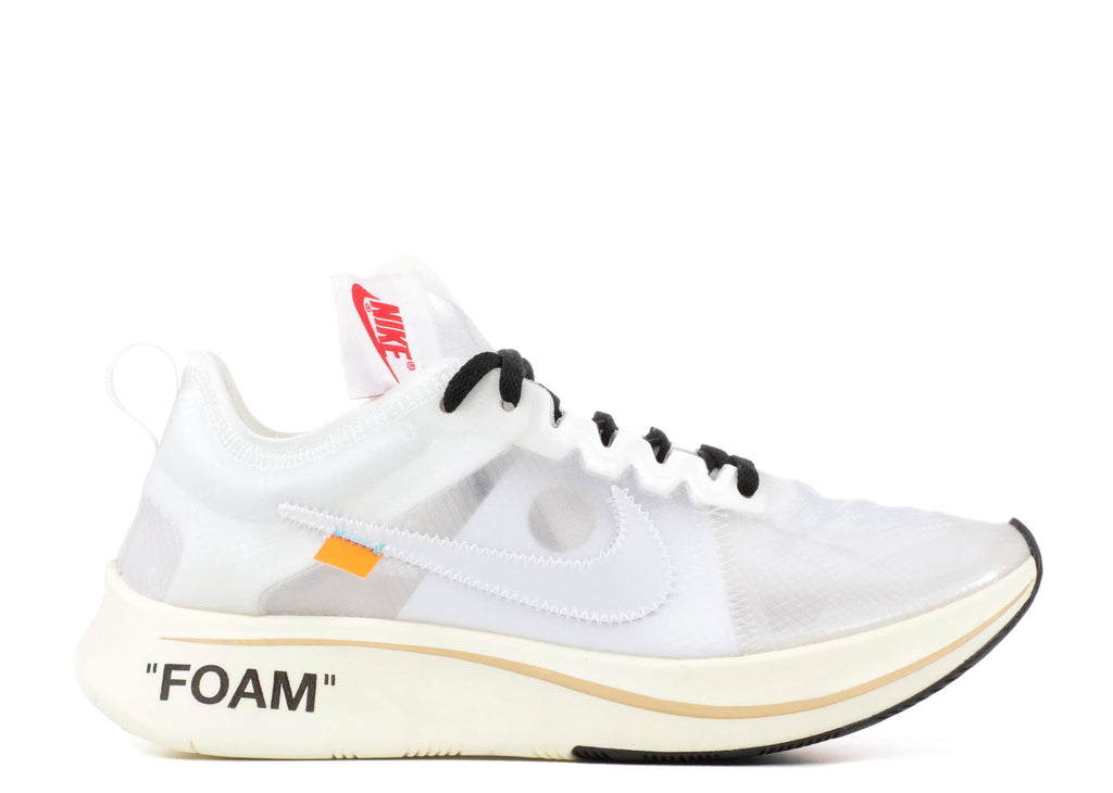 Off-White X Nike Air Zoom Fly FK 'The Ten'
