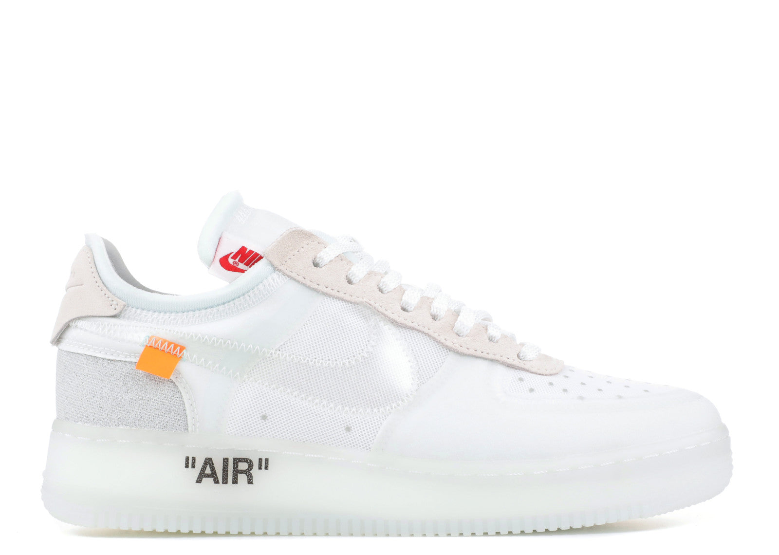 Off-White X Nike Air Force 1 Low 'The Ten'