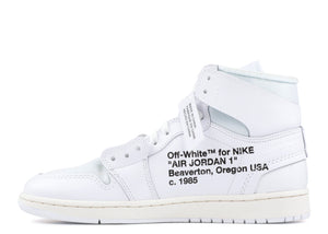 Off-White X Nike Air Jordan 1 Retro 'White'