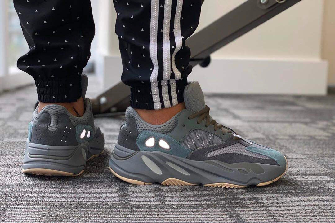 Adidas Yeezy Boost 700 'Teal Blue'