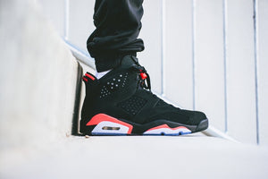 Nike Air Jordan 6 Retro 'Black Infrared' 2014