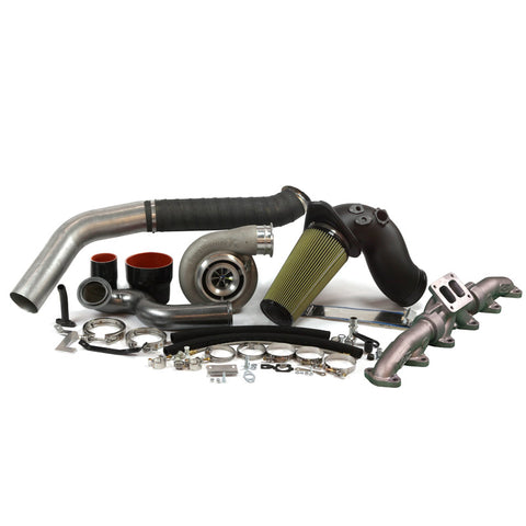 S400 Series 2nd Gen Turbo Swap Kit for 2007.5-2012 6.7 Cummins