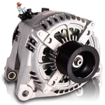 Mechman 320 Amp Elite Series Alternator for 2007.5-2018 6.7 Cummins