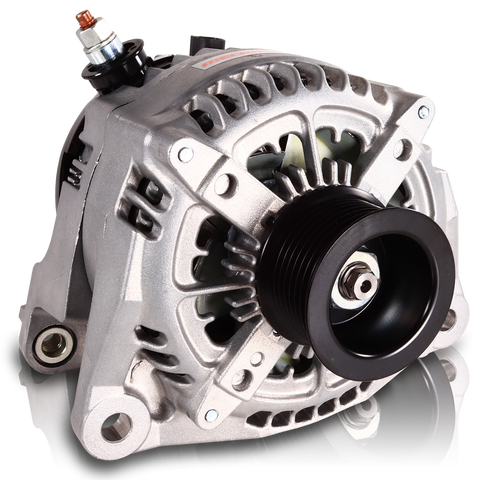 Mechman 370 Amp Elite Series Alternator for 2007.5-2018 6.7 Cummins