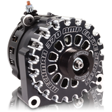 Mechman Billet 370 Amp Elite Series Alternator for 2013-2018 Duramax