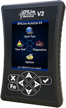 EFI Live AutoCal V3 with Tunes for 2001-2007 Classic Duramax LB7, LLY, LBZ