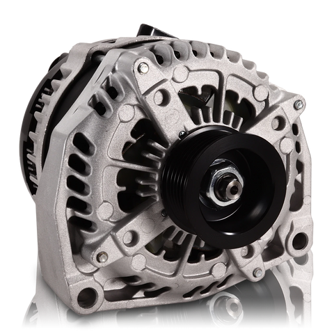 Mechman 250 Amp Elite Series Alternator for 2001-2007 Classic Duramax