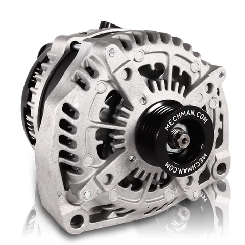 Mechman 400 Amp Elite Series Alternator for 2001-2007 Classic Duramax