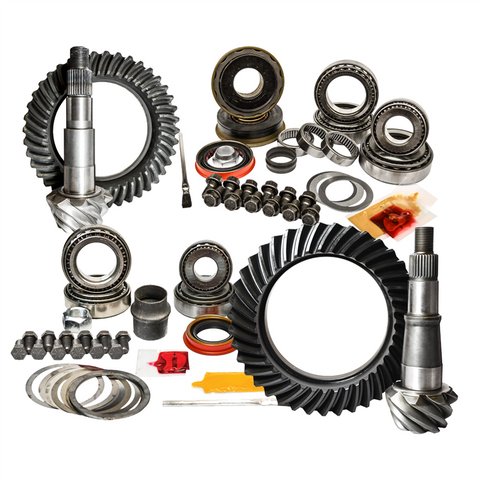 Nitro Gear Package for 2011-2013 6.7 Cummins